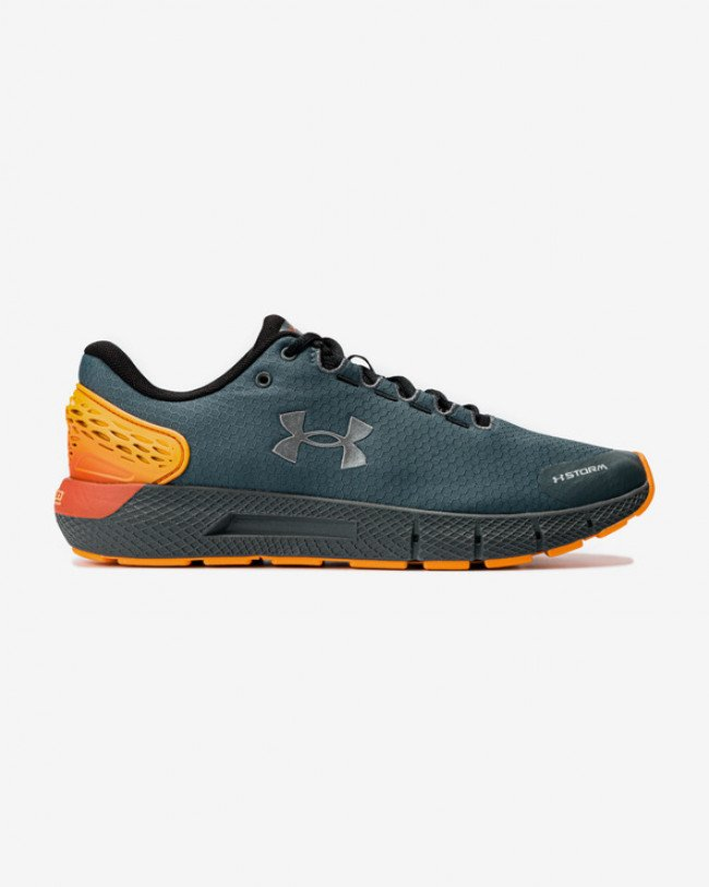 Under Armour Charged Rogue 2 Storm Running Tenisky Modrá