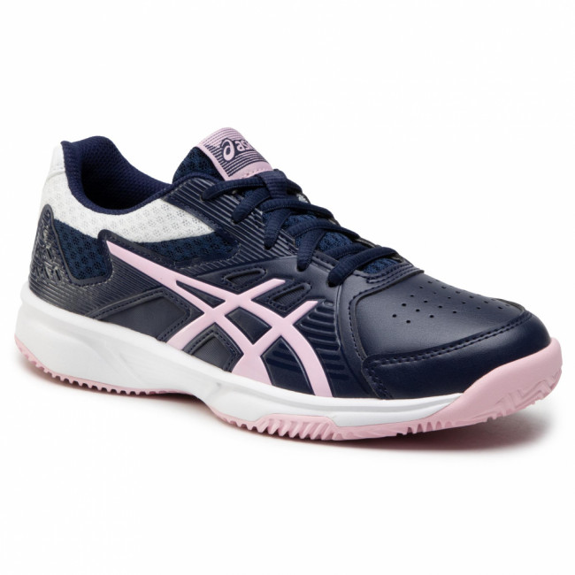 Topánky ASICS - Court Slide Clay 1042A031 Peacoat/Cotton Candy 409