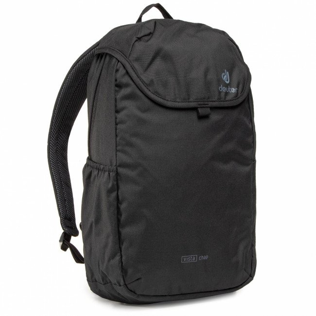 Ruksak DEUTER - Vista Chap 3811119-7000-0 Black 7000
