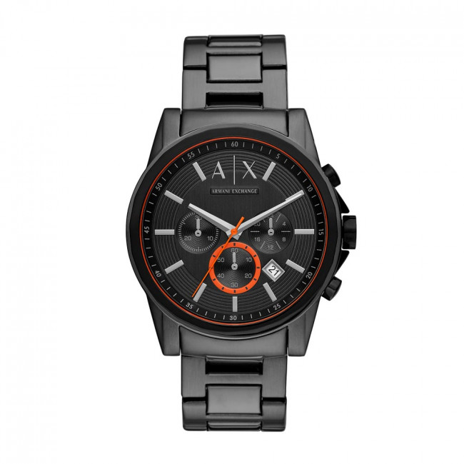Hodinky ARMANI EXCHANGE - Fashion AX2514 Silver/Black