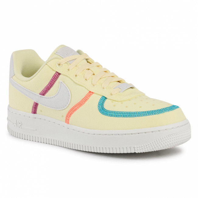 Topánky NIKE - Air Force 1'07 Lx CK6572 700 Life Lime/Photon Dust