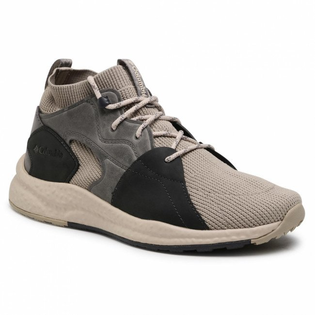 Sneakersy COLUMBIA - Sh/Ft Outdry Mid BM0819 Canvans Tan/Dark Stone 247