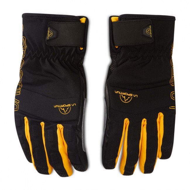 Lyžiarske rukavice LA SPORTIVA - Skialp Gloves Y46999100  Black/Yellow