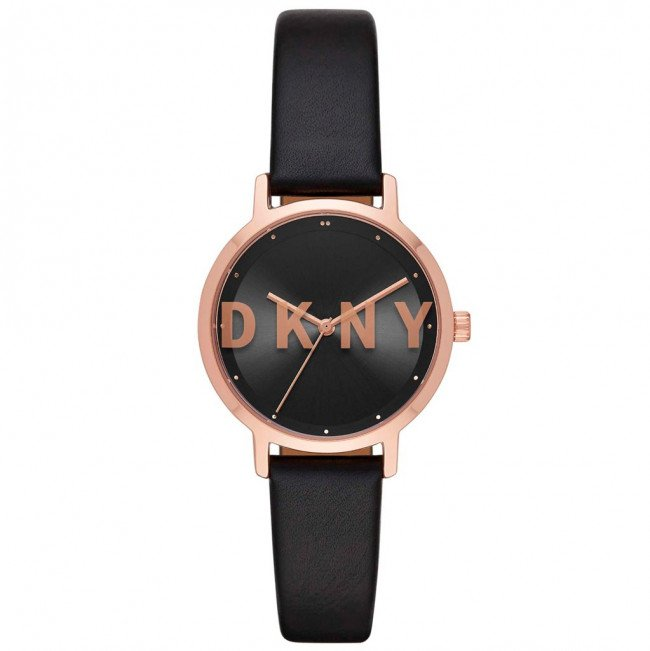 Hodinky DKNY - The Modernist NY2842  Black/Gold