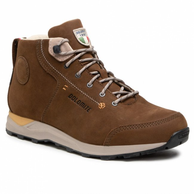Trekingová obuv DOLOMITE - Move Road Mid Gtx GORE-TEX 271856-0300012 Dark Brown