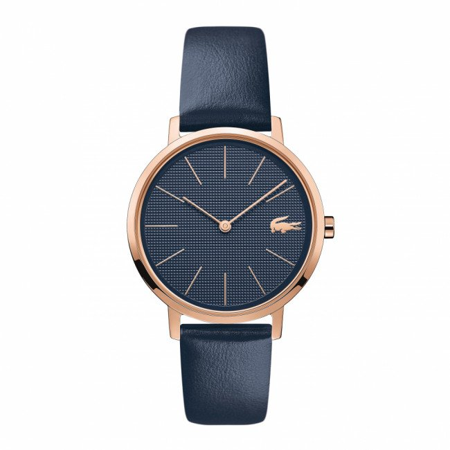 Hodinky LACOSTE - Moon 2001071 Rose Gold/Navy