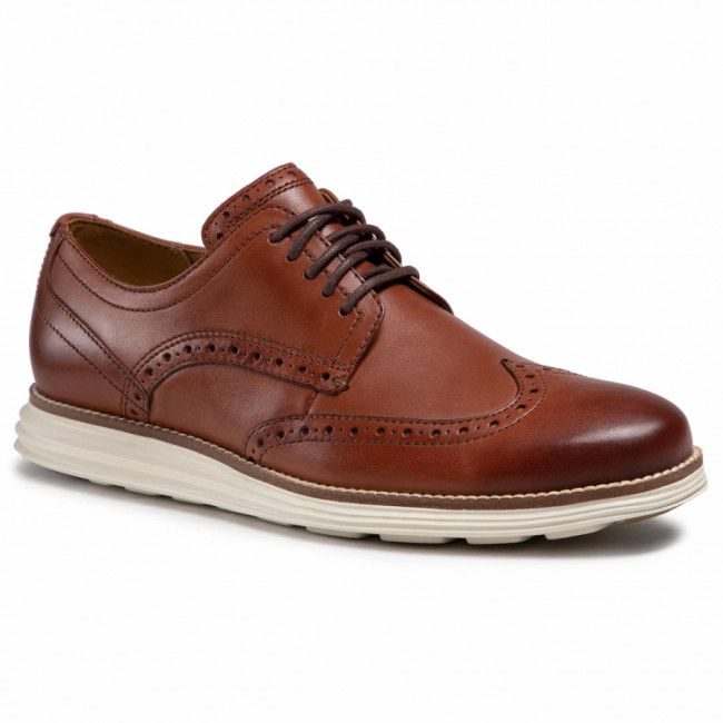 Poltopánky COLE HAAN - Original Grand Shwng C26471 Woodbury/Ivory