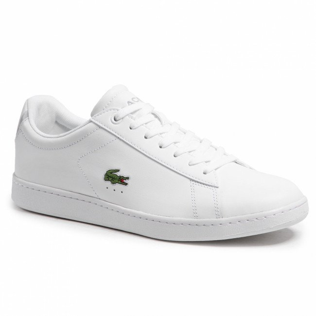Sneakersy LACOSTE - Carnaby Bl21 1 Sma 7-41SMA000221G Wht/Wht