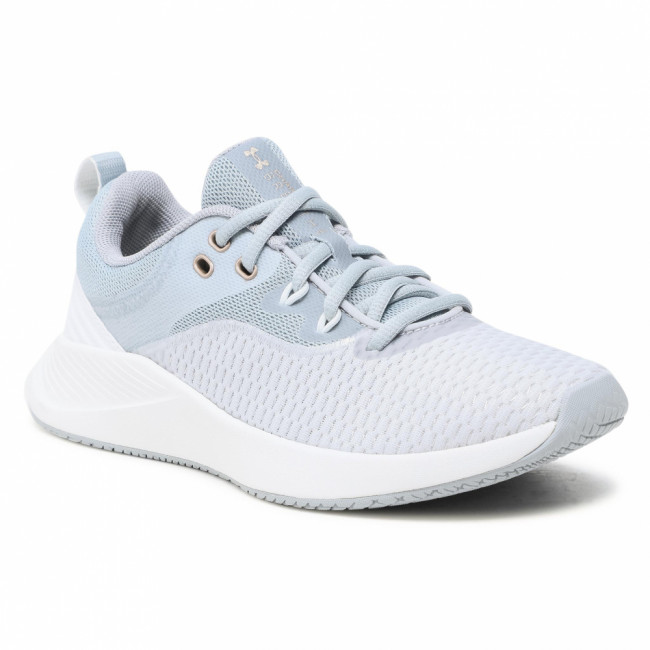 Topánky UNDER ARMOUR - Ua W Charged Breathe Tr 3 3023705-101 Gry