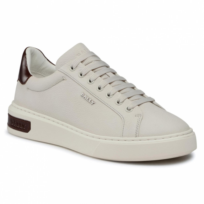 Sneakersy BALLY - Miky 177 6237756 Dusty Whi