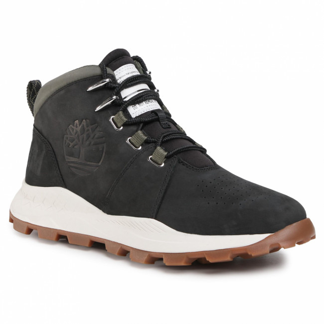 Sneakersy TIMBERLAND - Brooklyn Mid Lace Up TB0A41YF0011 Black