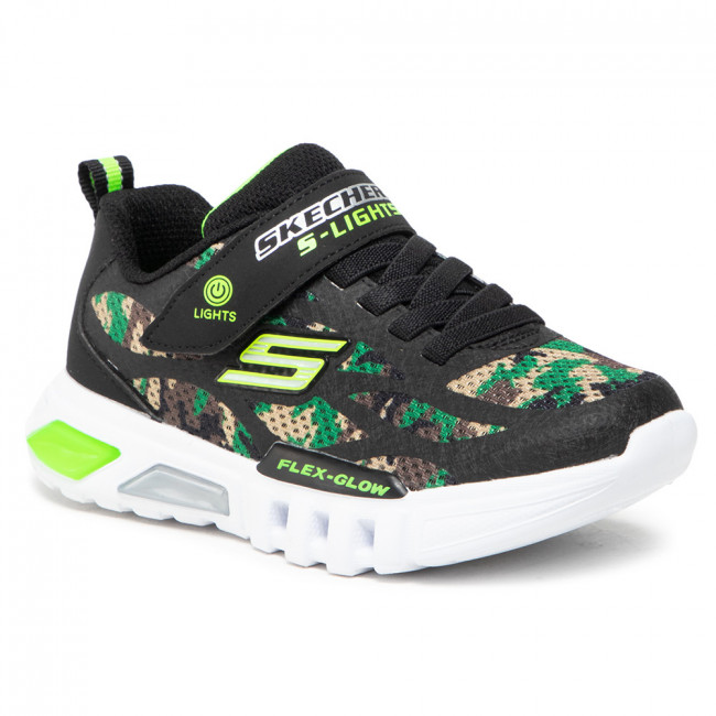 Sneakersy SKECHERS - Rondler 400017L/CAMO Camouflage
