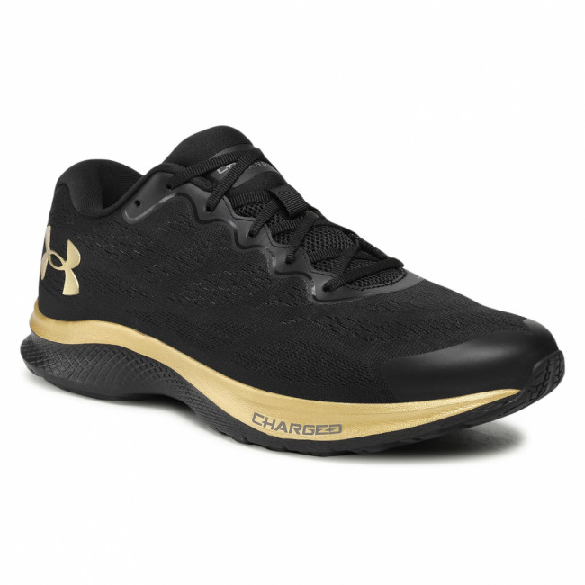 Topánky UNDER ARMOUR - Ua Charged Bandit 6 3023019-007 Blk