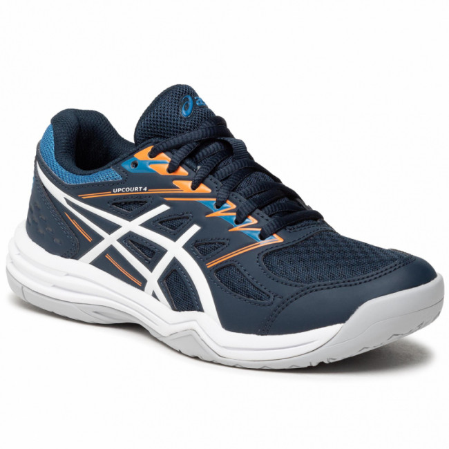 Topánky ASICS - Upcourt 4 Gs 1074A027 French Blue/White 402