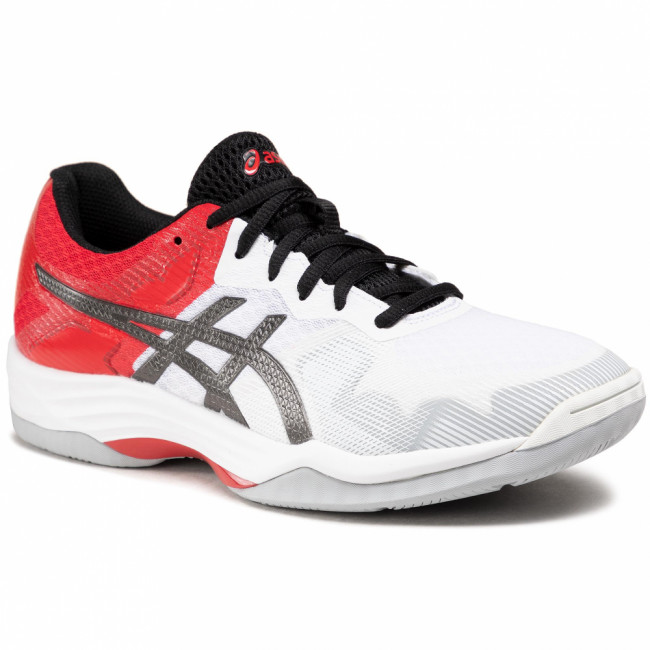 Topánky ASICS - Gel-Tactic 1071A031 White/Gunmetal 101