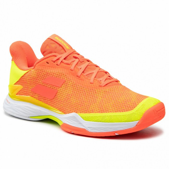 Topánky BABOLAT - Jet Tere All Court Men 30S20649 Fluo Strike/Fluo Yellow