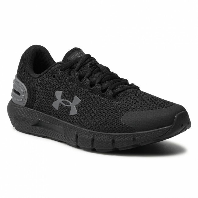 Topánky UNDER ARMOUR - Ua Charged Rogue 2.5 Rflct 3024735-001 Blk