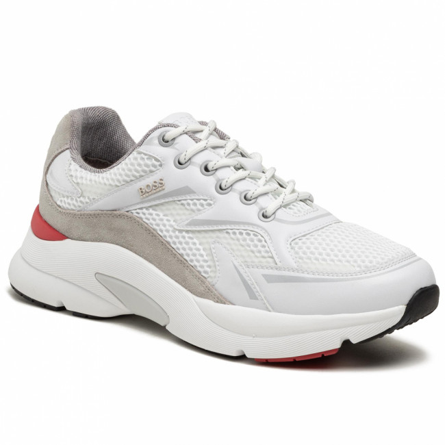 Sneakersy BOSS - Ardical 50455322 10236284 01 White 100