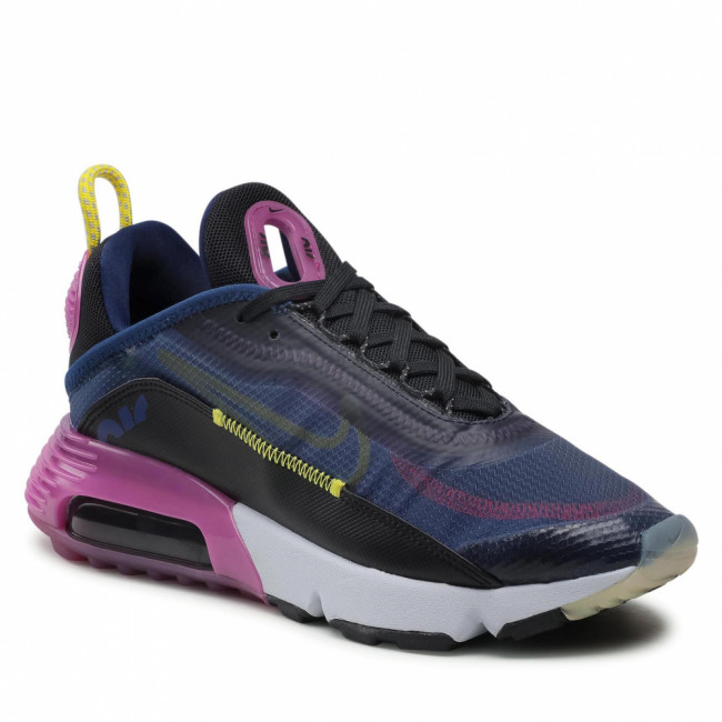 Topánky NIKE - Air Max 2090 CK2612 400 Blue Void/Chrome Yellow/Black