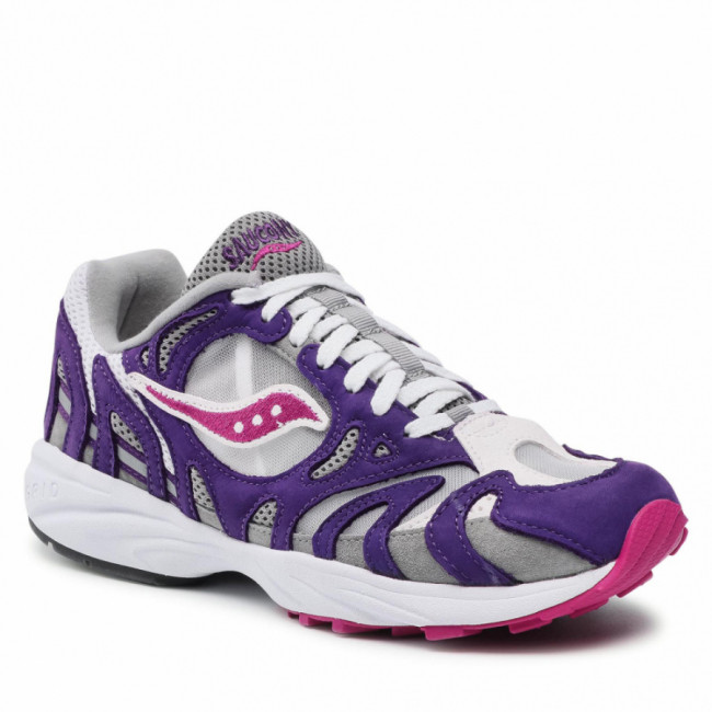 Sneakersy SAUCONY - Grid Azura 2000 S70491-2 Wht/Pur/Gry