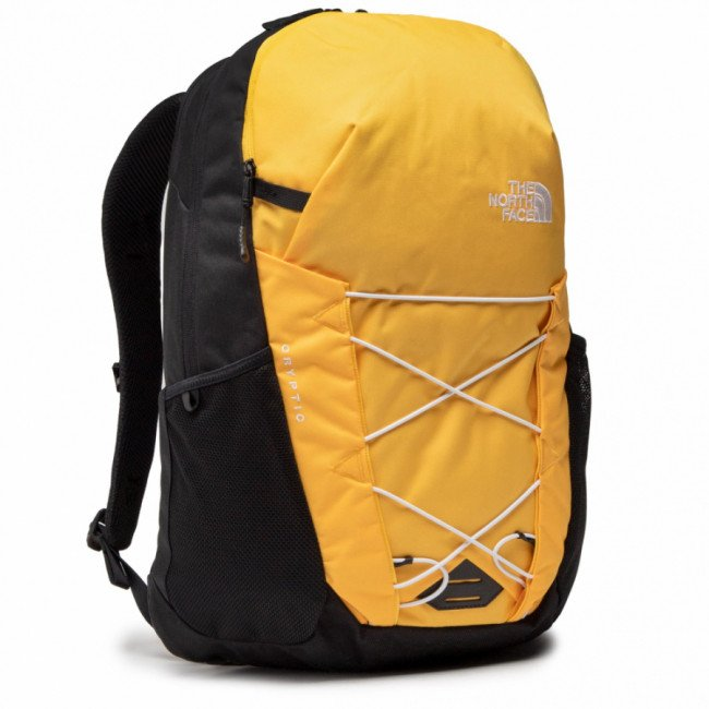 Ruksak THE NORTH FACE - Cryptic NF0A3KY7LR01  Tnfylw/Tnfblack