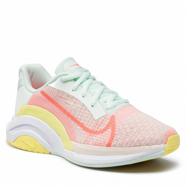 Topánky NIKE - Zoomx Superrep Surge CK9406 300 Barely Green/Bright Mango