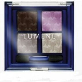 Lumene Blueberry Long-Wear Eyeshadow Palette 2