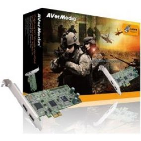 AVerMedia DarkCrystal HD Capture Pro 1080i