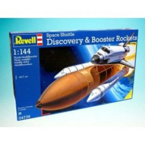 Plastic ModelKit vesmír 04736 Space Shuttle