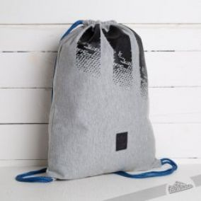 adidas Gymsack Train Medium Grey Heather/ Black US
