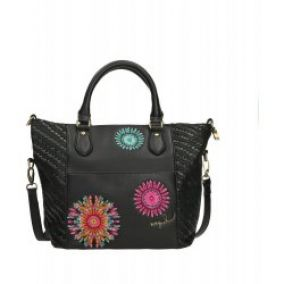 Desigual Kabelka Florida Far West Negro 61X51B6