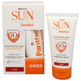 Simply You SunProtect Swiss Sensitive SPF50 + loci