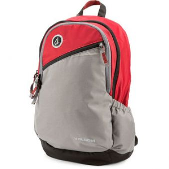 Volcom Batoh Substrate Backpack 26L Crimson