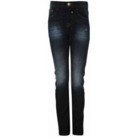 Firetrap Rivet Jeans Boys Dark Wash