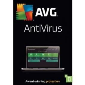 AVG Anti-Virus 2016 1 lic. 12 měs.