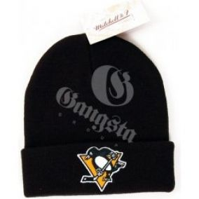 Mitchell & Ness NBA Pittsburgh Penguins Beanie