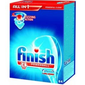 Calgonit Finish All in 1 Powerball Lemon 84 tablet