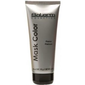 Salerm Maska Color - Platinová 200 ml