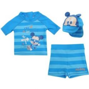 Disney Three Piece Swim Set Baby Mickey
