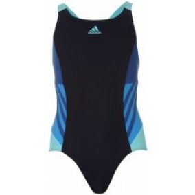 adidas Ins Swimsuit Grl62 Navy Blue Shock