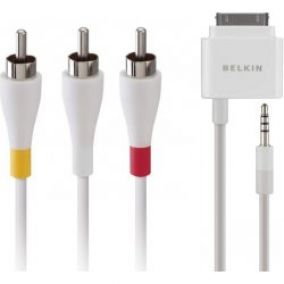 Belkin iPhone AV kabel