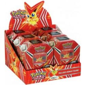 Pokémon TCG: Victini Tin Box 15. (1/6)