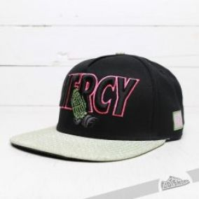 Cayler & Sons Mercy Black/Pink/Green Snapback