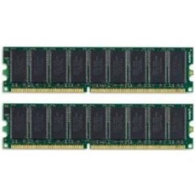 Kingston 4GB (2x2GB) 400MHz DDR2 ECC Reg CL3