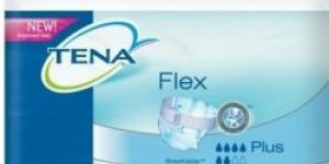 Tena Flex Plus Medium 30 ks
