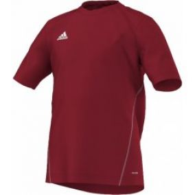 Adidas Core15 Tee Youth červená