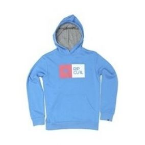 Rip Curl Money Hooded Fleece Swedish blue K modrá