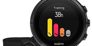 Suunto Spartan Ultra All Black Titanium HR AKCE +