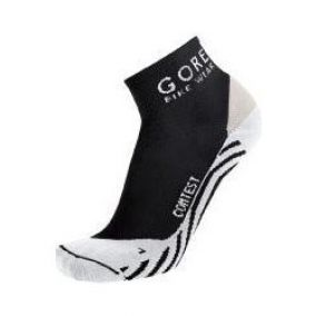 GORE Contest Socks black/ white