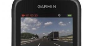 Garmin DVR Dash 20 GPS